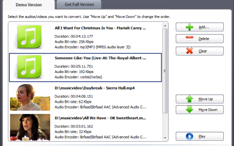 how to turn up audio on a mp3 file
