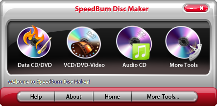 Windows 7 SpeedBurn Disc Maker 7.8.5 full